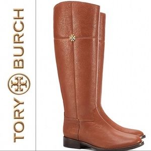 •Just Reduced• Tory Burch   Jolie Riding Boots 6M